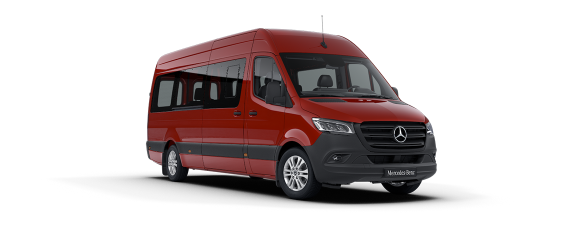 Sprinter Tourer, Jupiter crvena